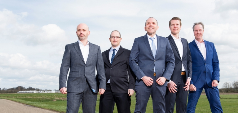 Management team Huibers accountants & adviseurs